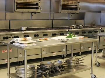 ¿Es lo mismo una cocina industrial a una profesional?